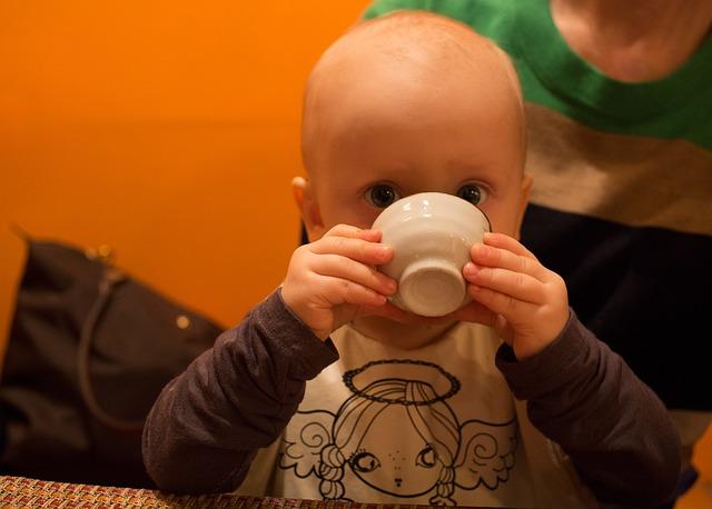 赤ちゃんも飲めるお茶