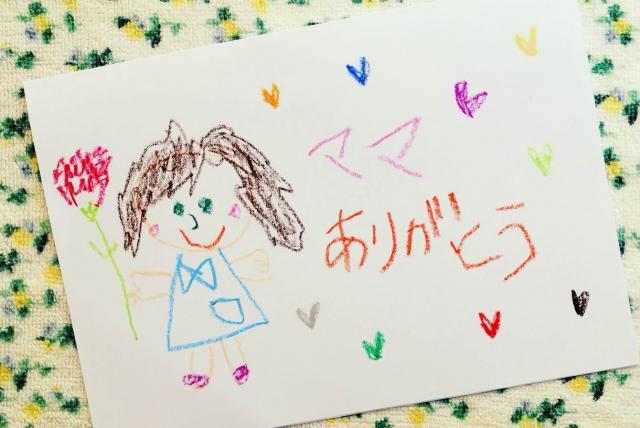 子どもの描いた絵