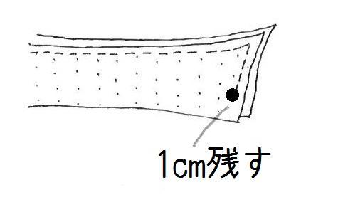衿の縫い方