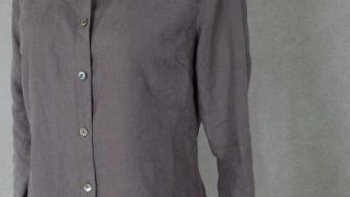 【開襟シャツの作り方】ベーシックなリネンで作るナチュラル系大人服