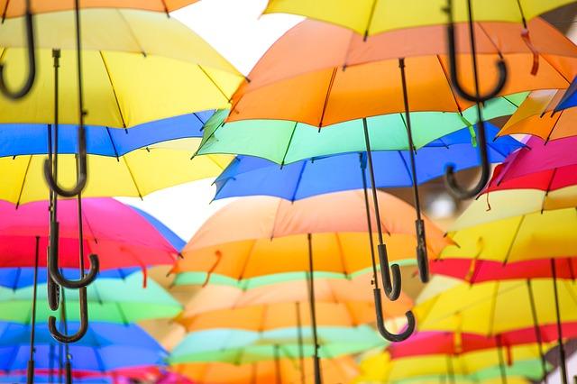 CASA PROJECTで物づくり体験。不用傘をステキに変身させましょう