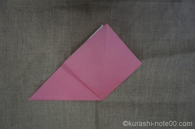 Procedure to fold Origami