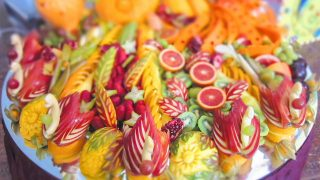 フルーツアートにチャレンジ!簡単にできるおしゃれなフルーツの切り方