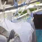 狭いベランダで洗濯物をストレスなく干す方法