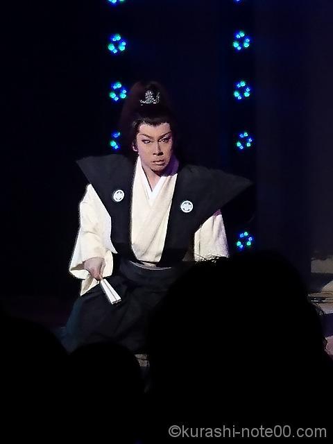 桐龍座恋川劇団