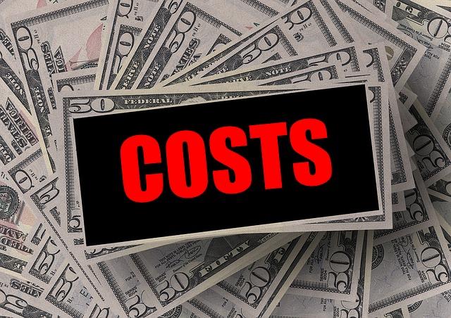 コストの検証イメージ