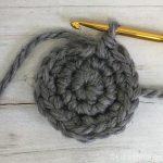 かぎ編みをはじめよう|2通りの円の編み方・輪の引き締め方ガイダンス