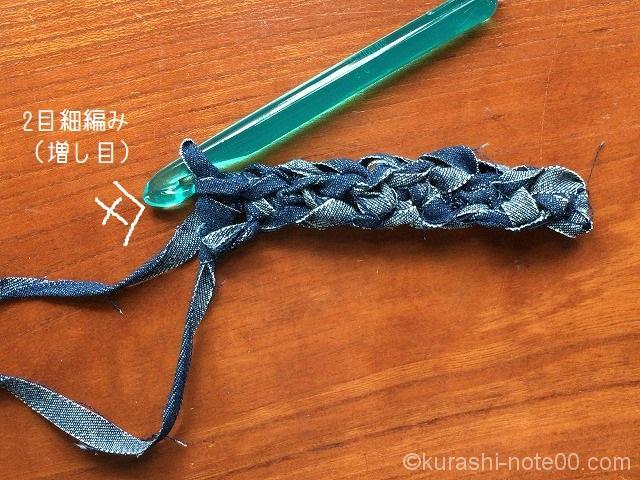 編み方ガイダンス