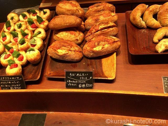 パンストックのパン