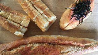明太フランスは福岡の味!フルフル・パンストック・ナガタパン食べ比べ