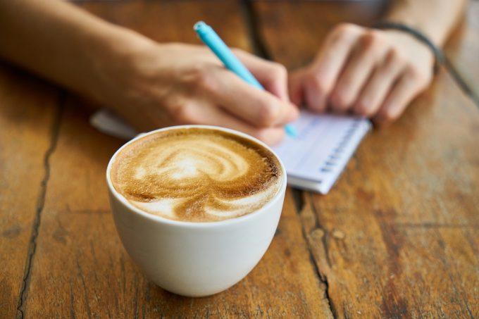 クレマの立ったコーヒー