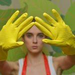 ゴム手袋を快適に使うために工夫すること。素材別使い分け方法