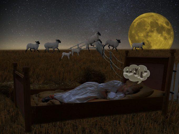 不眠イメージ