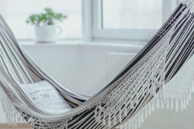 ハンモック昼寝のイメージ