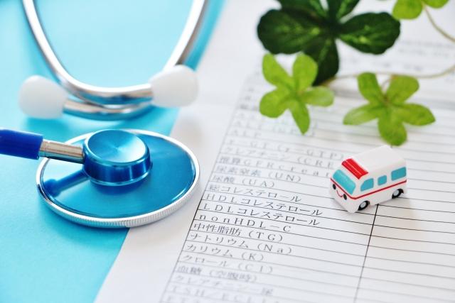 コレステロール値診断結果