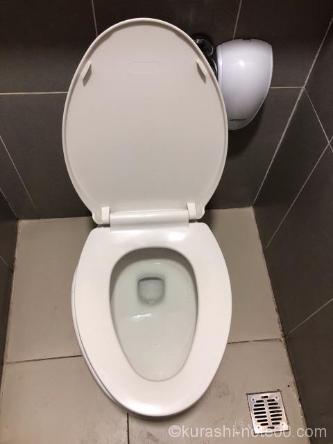 グリーンヒルズのトイレ