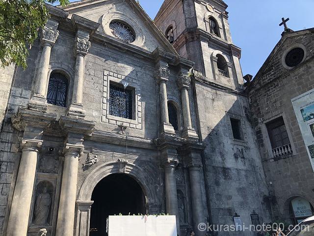 サンオーガスティン教会
