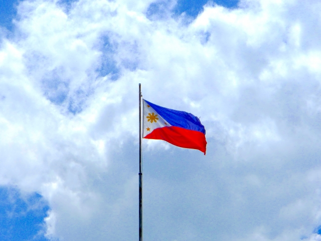 マニラ国旗