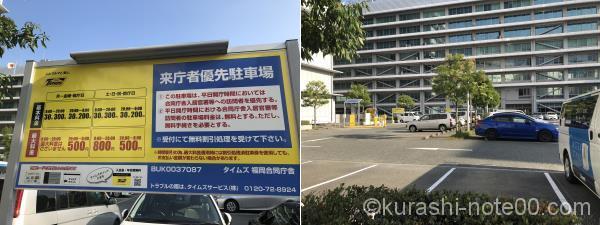 タイムズ福岡合同庁舎