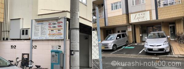 博多駅東サイフォパーキング