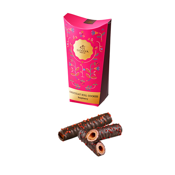 ショコラロールクッキー