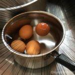 ゆで卵が水に浮く?これって食べれる?