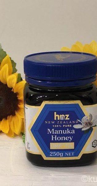 マヌカハニーを試すならニュージーランドhnz社のUMF10+がオススメな理由