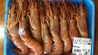 コストコの天然赤海老でガーリック焼き|正月のおせちの1品にも