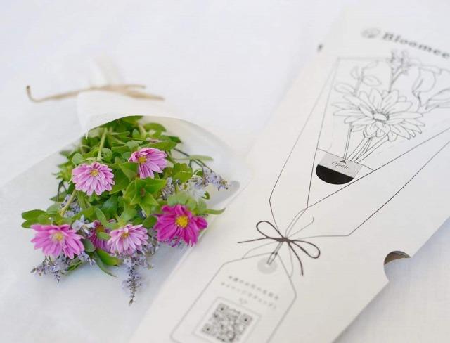 ブルーミーライフ花