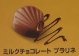 ミルクチョコレートプラリネ