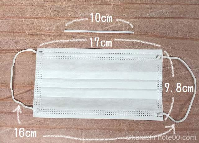 ペーパー マスク 手作り 簡単 キッチン