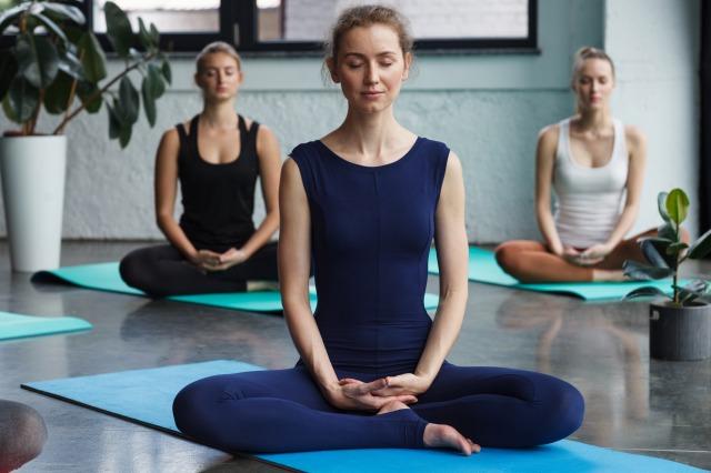 yoga呼吸
