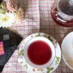 ベリーピーチ クランブル ティーで4種のベリーを愉しむ紅茶の時間