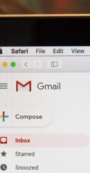 Gmailで本文を表示したいがプレビューパネルが見当たらないときの対処法