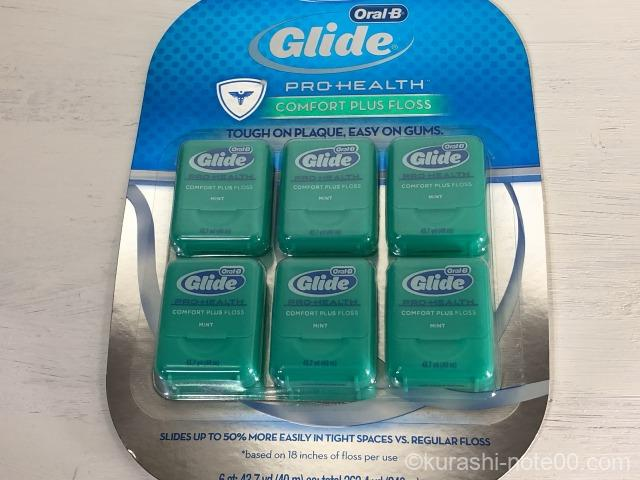 Oral-B Glide デンタルフロス