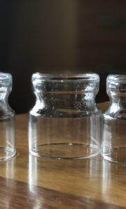無印良品「スタックグラス」はプチ便利!スタッキング・食洗機OK