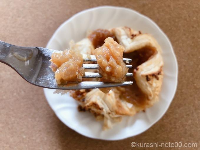りんごと塩キャラメル
