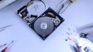 悲報…外付けHDDが突然ご臨終。データ復旧があり得んくらい高額で驚いた