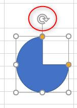 エクセルの図形
