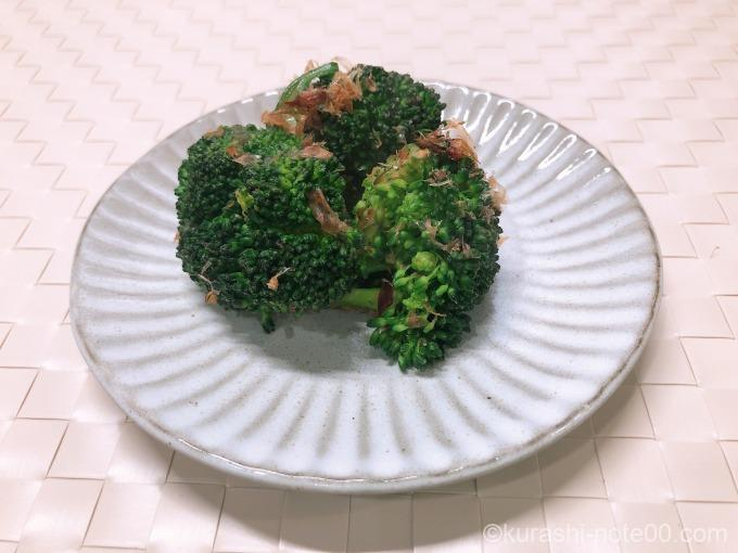 ブロッコリーのマヨネーズ炒め