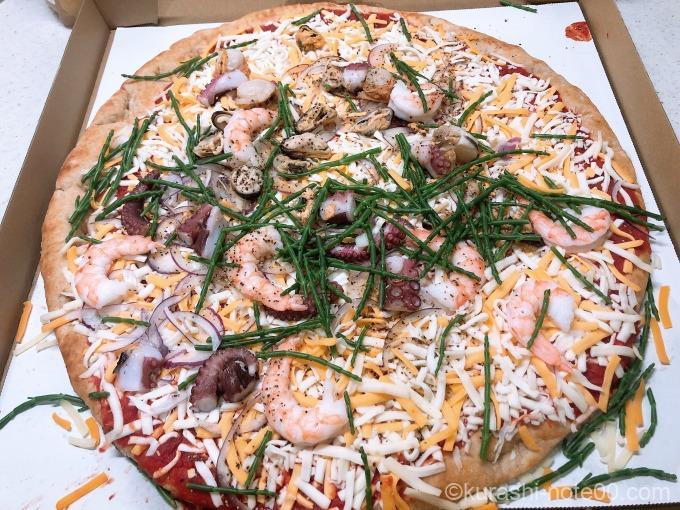 フルッティディマーレピザ