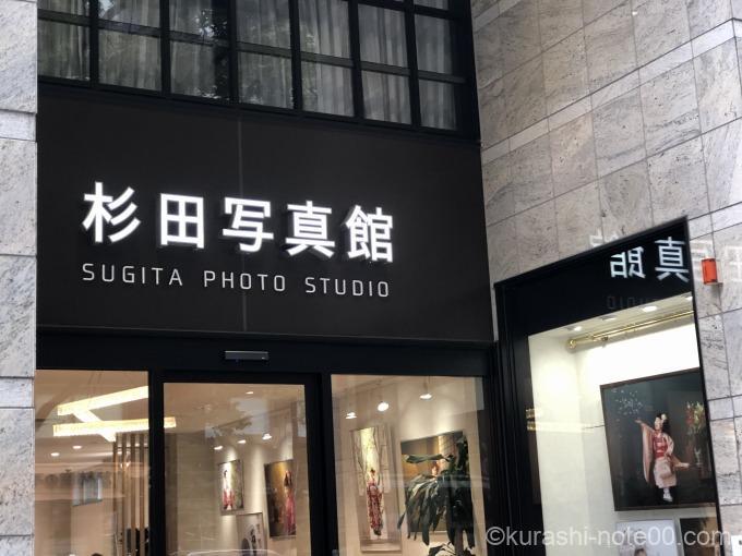 杉田写真館店舗