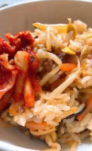 モランボンの「石焼風ビビンバ」はお肉とご飯があれば作れる主婦の強い味方