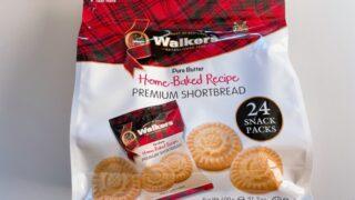 コストコ『ウォーカー プレミアム ショートブレッド ラウンド』はバターたっぷりイギリスの味!