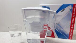 【コストコで購入】ブリタ(Brita)ポット型浄水器アルーナの使い方(セッティング)